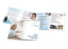 Exeter Medical NHS booklet