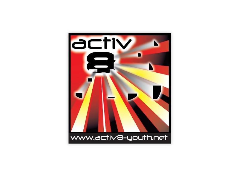 Activ-8 logo