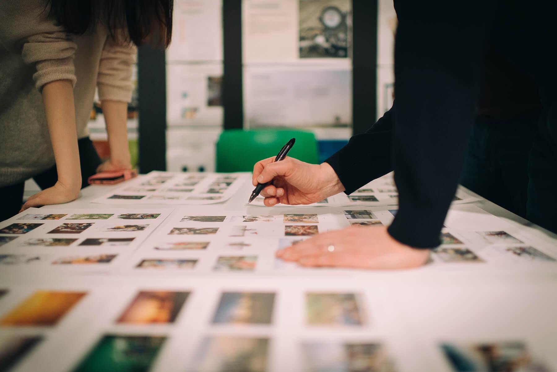 Brand & logo designer Exeter - Create Brand Values Square