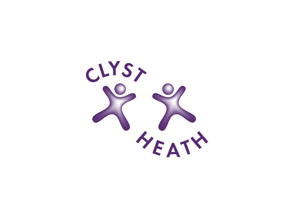 Clyst Heath Primary School Logo - Client of Exeter website & logo designer One Bright Spark