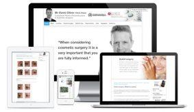 David Oliver website