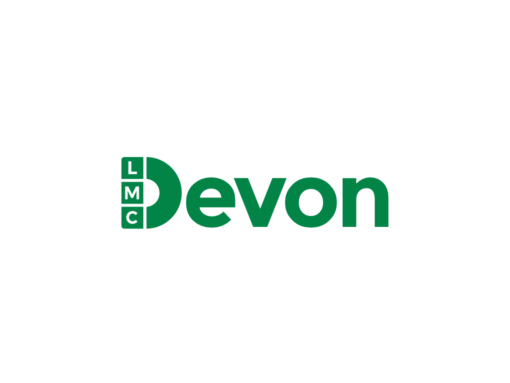 Devon LMC Logo - Client of Exeter website & logo designer One Bright Spark