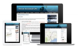 Devon Sessional GPs website