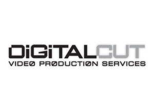 Digital cut video production services logo brand Identity by One Bright Spark of Exeter, Devon
