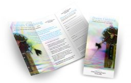 Dream Catching leaflet