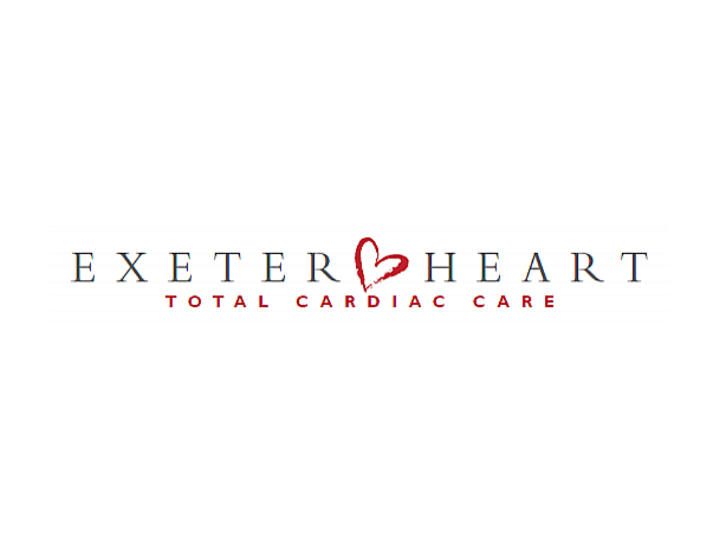 Exeter Heart Logo - Client of Exeter website & logo designer One Bright Spark