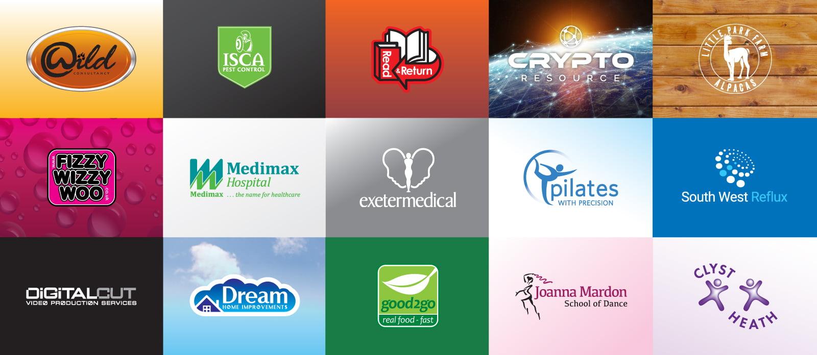 Exeter Logo Designer Branding Design Devon One Bright Spark