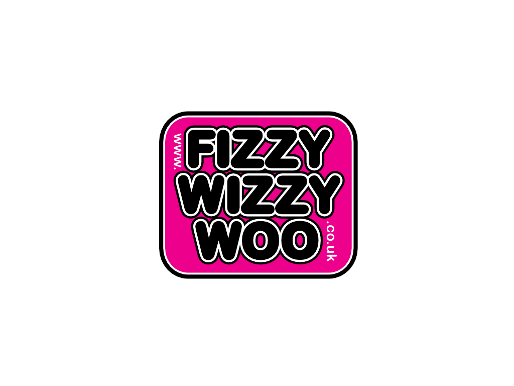 Fizzy Whizzy Woo Logo - Client of Exeter website & logo designer One Bright Spark