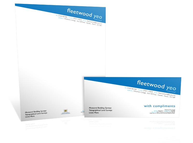 Fleetwood Yeo stationery