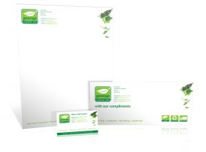 Good 2 Go - Real food fast graphic design & print by One Bright Spark of Exeter, Devon