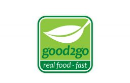 Good 2 Go logo