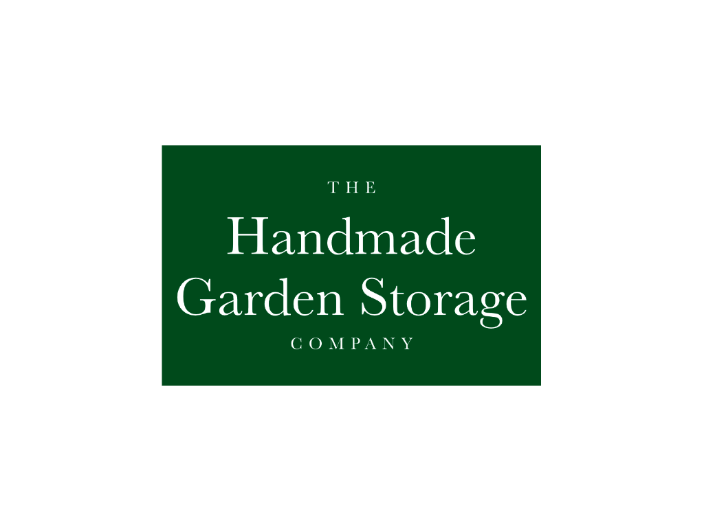 Handmade Garden Storage Company Logo - Client of Exeter website & logo designer One Bright Spark