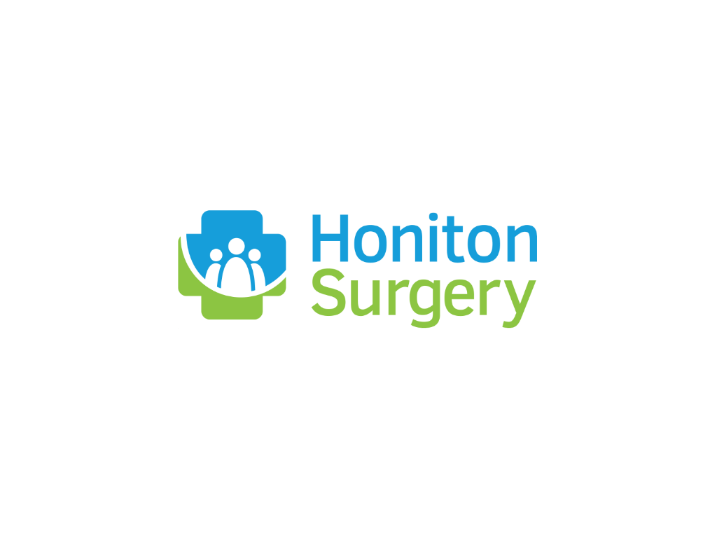 Honiton Surgery Logo - Client of Exeter website & logo designer One Bright Spark