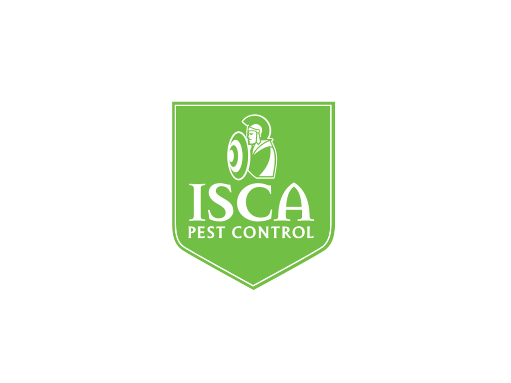 Isca Pest Control Logo - Client of Exeter website & logo designer One Bright Spark