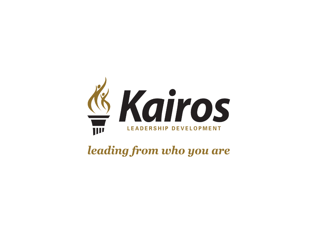 Karios Leadership Development Logo - Client of Exeter website & logo designer One Bright Spark