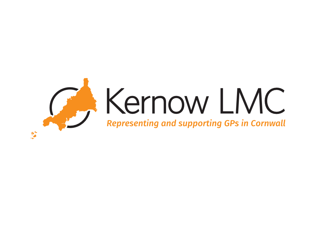 Kernow LMC Logo - Client of Exeter website & logo designer One Bright Spark