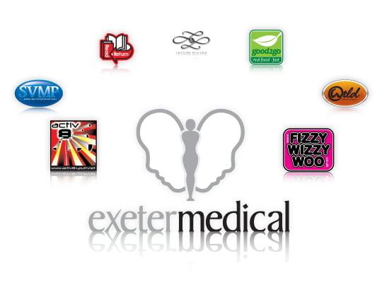 Logo design & branding in Exeter by One Bright Spark