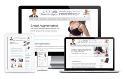 Medical & Legal website
