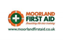 Moorland First Aid logo