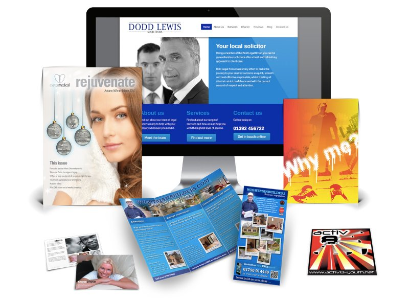 Check out the portfolio of One Bright Spark based in Exeter, Devon