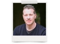 Jason Piggott, Creative Director of One Bright Spark in Exeter, Devon