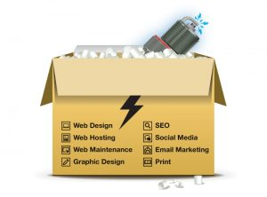 One Bright Spark - Exeter based Marketing Department in a Box