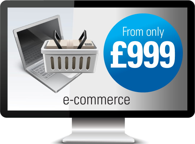 One Bright Spark e-commerce websites from £999