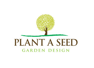 Plant A Seed Garden Design logo brand Identity by One Bright Spark of Exeter, Devon