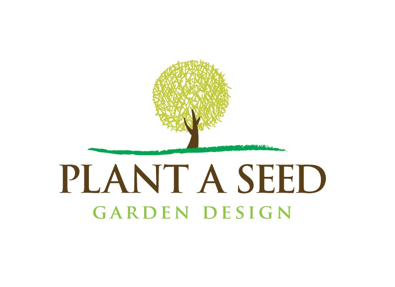 Wonderful Plant A Seed Garden Design Logo