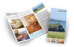 Newquay Holiday Let Leaflet