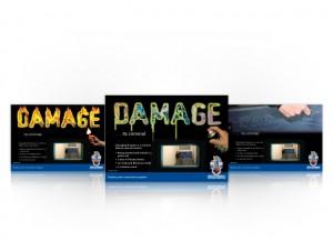 Criminal damage posters