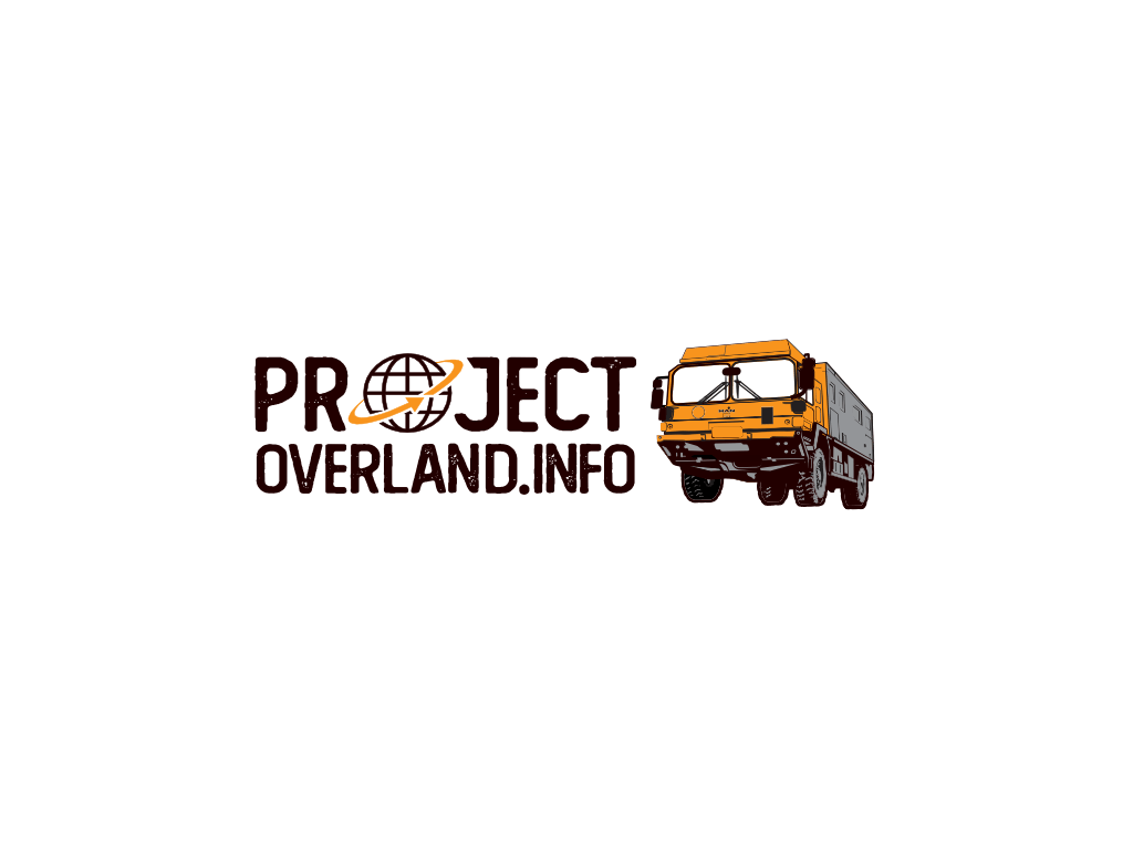 Project Overland Logo - Client of Exeter website & logo designer One Bright Spark