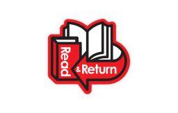 Read & Return logo