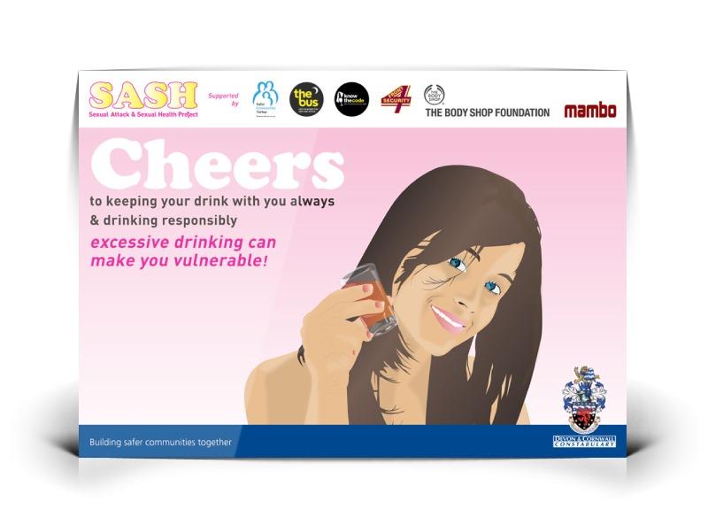 SASH poster