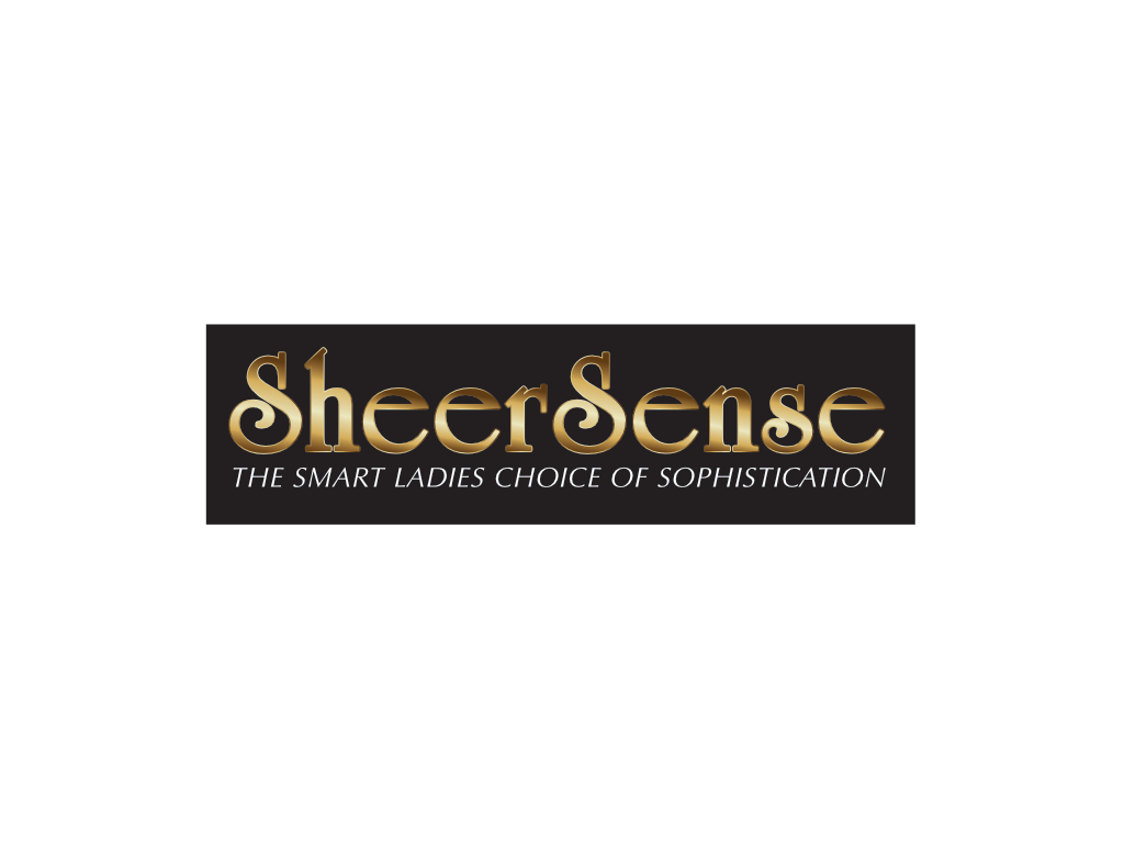 Sheer Sense Logo - Client of Exeter website & logo designer One Bright Spark