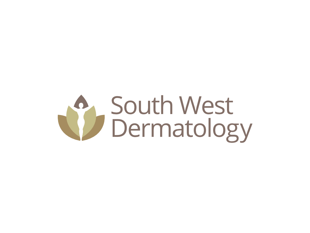 South West Dermatology Logo - Client of Exeter website & logo designer One Bright Spark