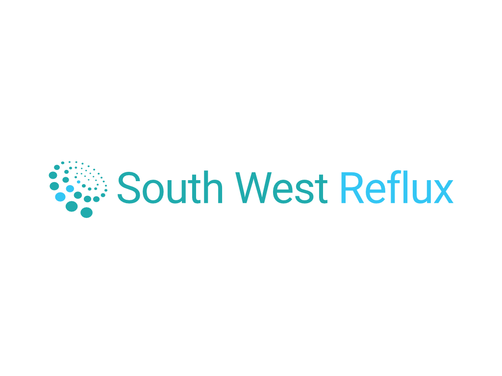 South West Reflux Logo - Client of Exeter website & logo designer One Bright Spark