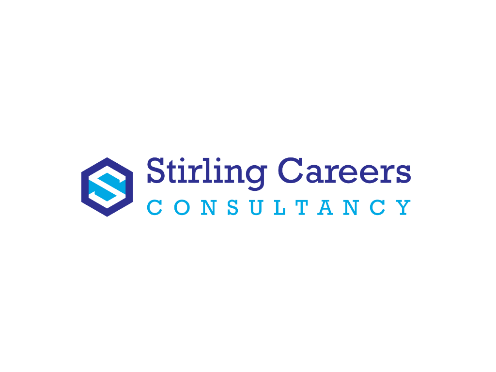 Stirling Careers Consultancy Logo - Client of Exeter website & logo designer One Bright Spark
