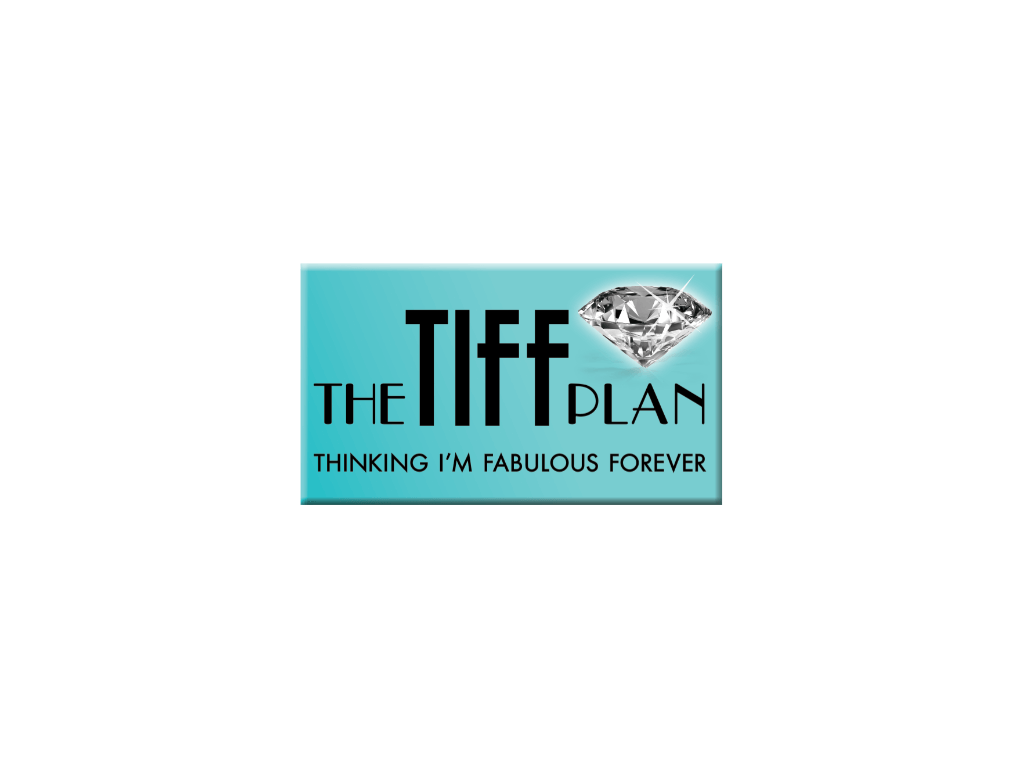 The Tiff Plan Logo - Client of Exeter website & logo designer One Bright Spark