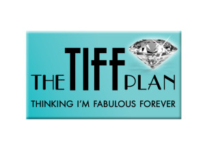 The Tiff Plan logo brand Identity by One Bright Spark of Exeter, Devon