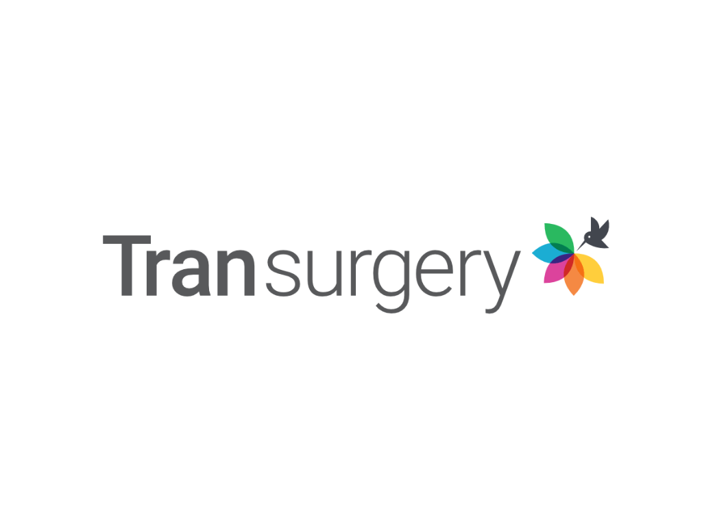 Trans Surgery Logo - Client of Exeter website & logo designer One Bright Spark