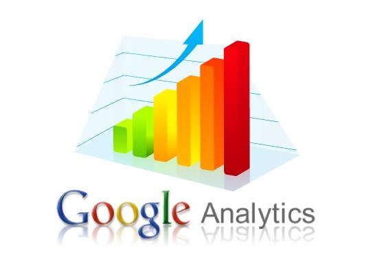 Web maintenance google analytics monitoring