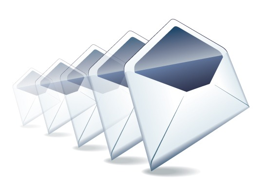 unlimited emails on our hosting