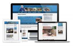 Wightman Builders website