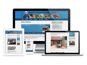 Wightman Builders Ottery St Mary website, web design & development by Exeter's One Bright Spark