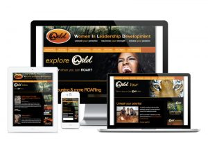 Wild Consultancy website, web design & development by Exeter's One Bright Spark