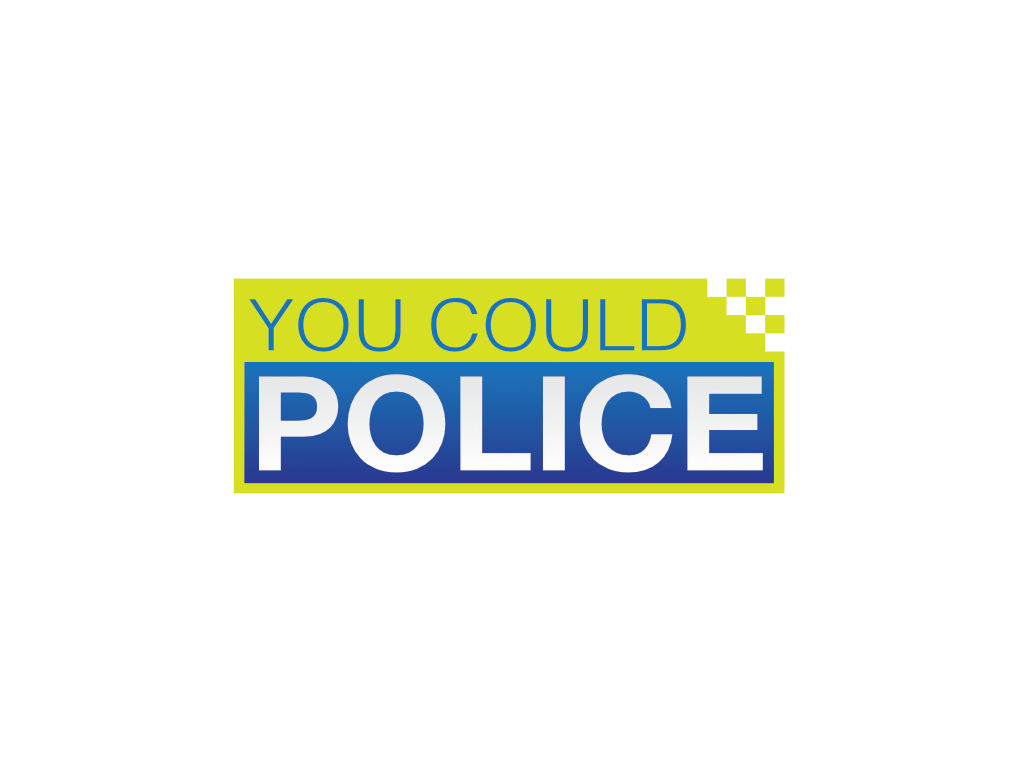 You Could Police Logo - Client of Exeter website & logo designer One Bright Spark