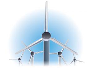 Wind powered hosting