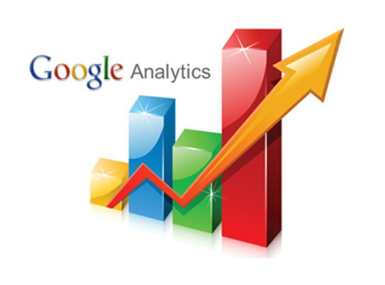Google analytics built into back end of web design
