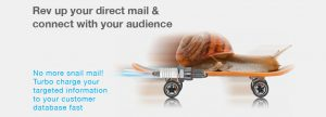 HTML newsletter and branded design services from One Bright Spark, Exeter, Devon image